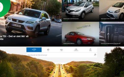 Biltorvet.dk – nyt site og mange flere biler