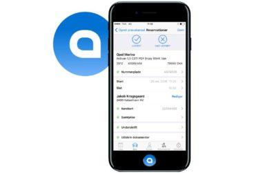 AutoDesktops app opdateret