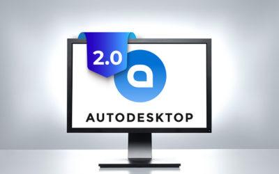 Den svære 2'er – nyt AutoDesktop på vej